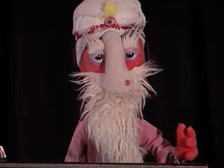 If a puppet can be a guru, so can an injury.