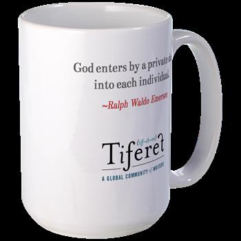 God's Private Door Mug Large