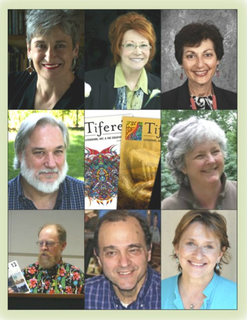 Tiferet Featured Poetry Readers