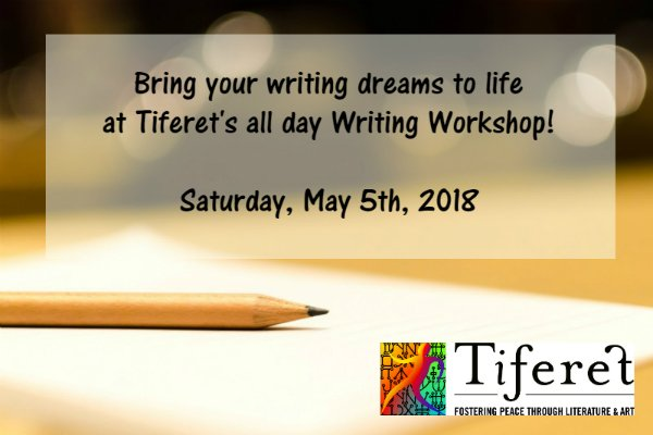 May 5 Writing Workshop graphic