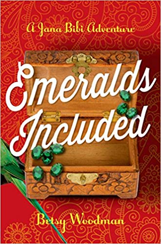 Emeralds Included: A Jana Bibi Adventure