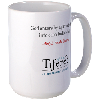 God's Private Door Mug Large