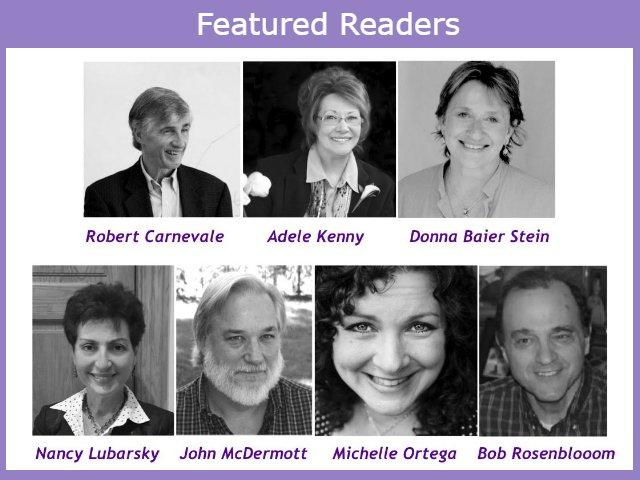 Tiferet Featured Readers April 2018