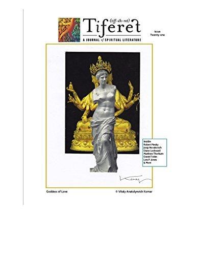 Tiferet: A Journal of Spiritual Literature e21